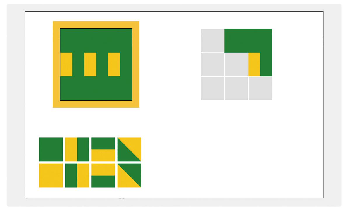 Mozaieken-Voorbeeld